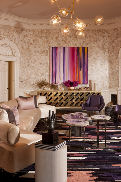Greystone Mansion Showcase House By Ariane Bartosh Interiors By Color