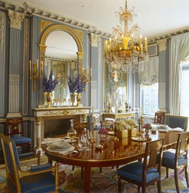 Classical Interiors By Color 29 Interior Decorating Ideas