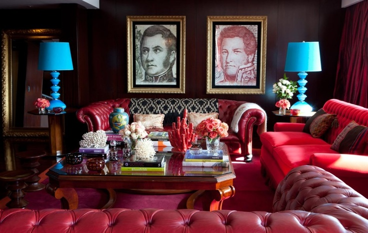 Hotel Faena Buenos Aires By Philippe Starck Interiors By