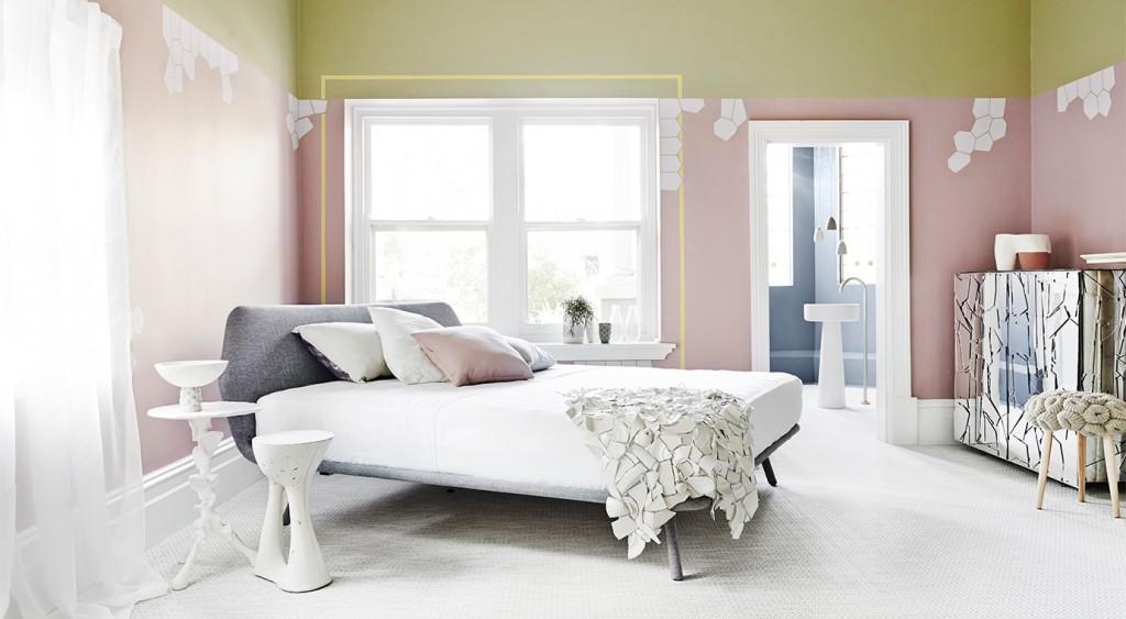 Dulux Snow Season Quarter Interiors By Color 2 Interior
