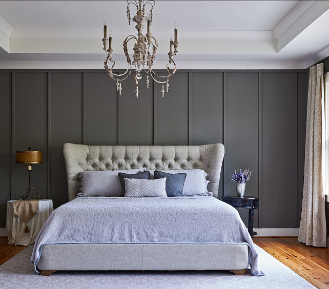 Benjamin Moores Best Selling Gray Paints Interiors By Color
