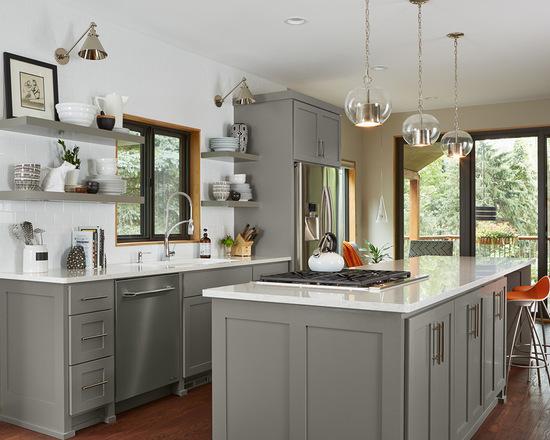 benjamin moore stonington gray kitchen cabinets : Rhydo.us