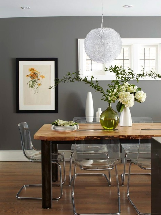 4 Gray Paint Colors Interior Designers Love Interiors By Color