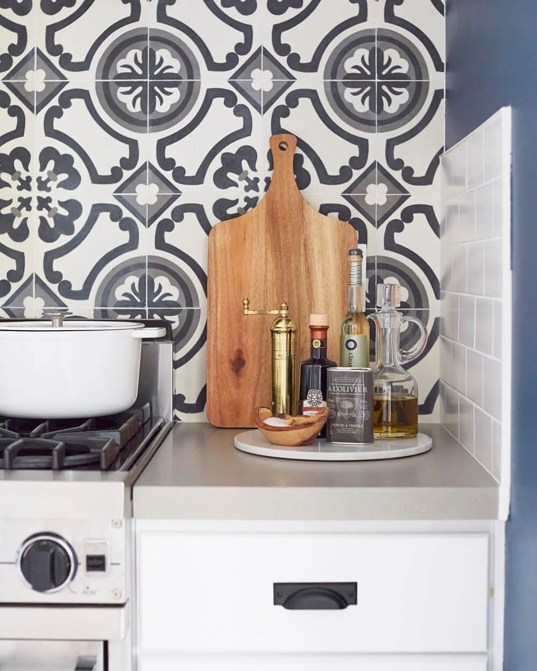 Kitchen Wall Tiles Design 2017