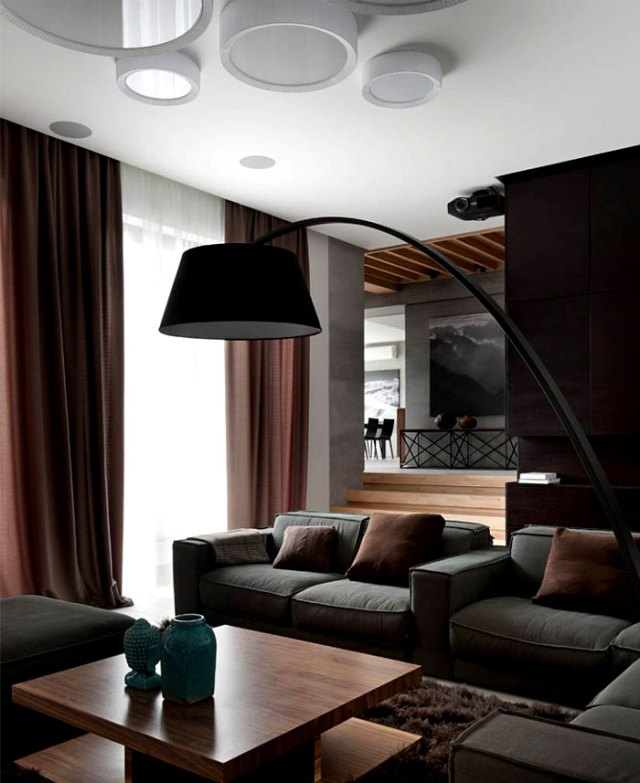 Trendy Functional and Contemporary Home - InteriorZine