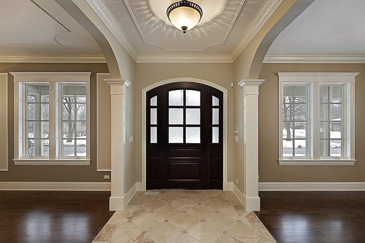 durys ir langai