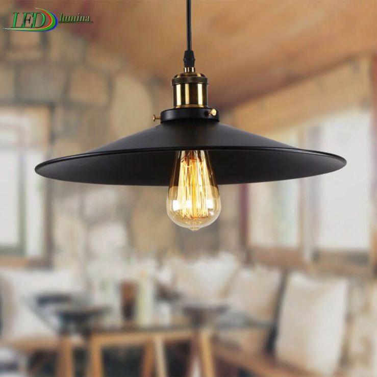 retro LED šviestuvai