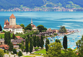 Interlaken tour package family