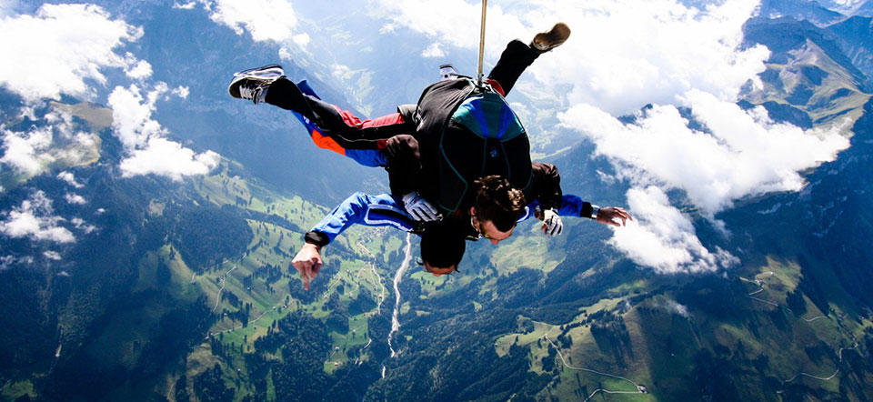 Image result for skydiving interlaken