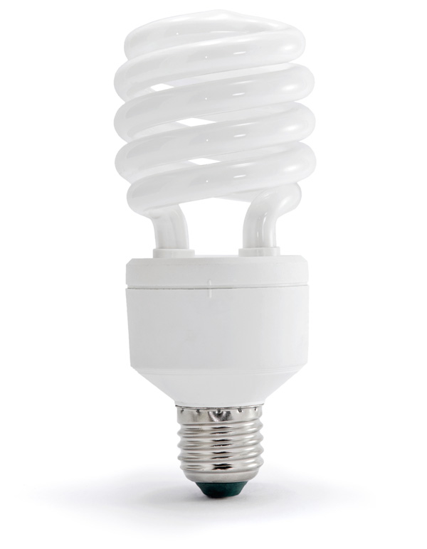 Recycling Low Energy Light Bulbs