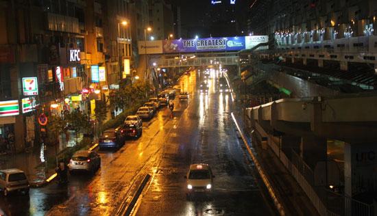 KualaLumpurNightNuitStreetRue
