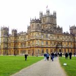 Downton Abbey & English Castles