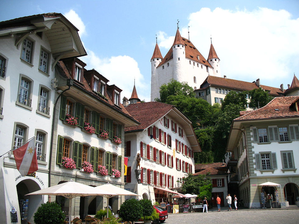 Encore Swiss Villages Guided Vacation