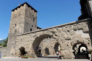 Aosta - Porta Praetoria Imc