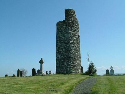 Old Kilcullen Graveyard - County Kildare, Ireland