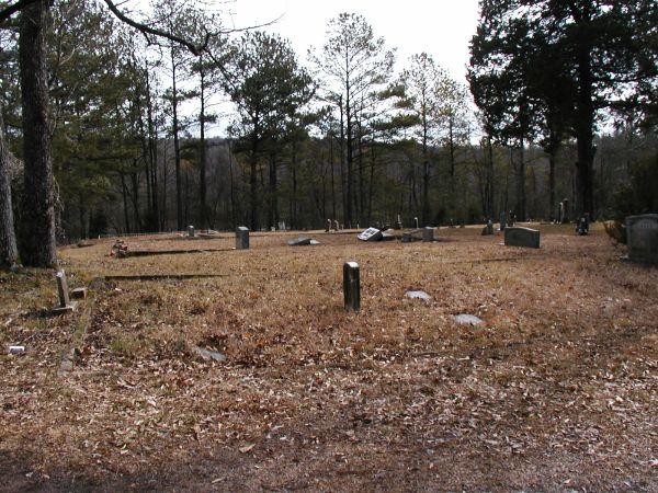 Bass Cemetery in Birmingham, Alabama