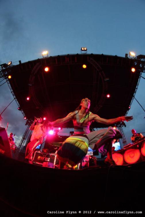 Festival Abierto Panamá 2012