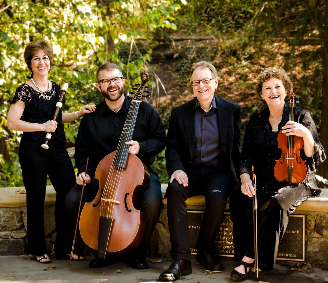 Musica-Pacifica(L-R)Judith_Linsenberg(recorder)Josh_Lee(viola-da-gamba)Charles_Sherman(harpsichord)Elizabeth_Blumenstock(baroque-violin)Photo-by_David-Blankenhorn