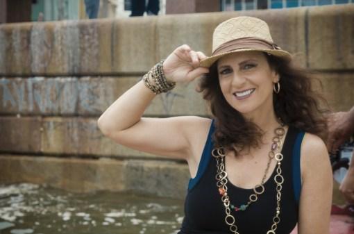 Sandy Cressman & Homenagem Brasileira