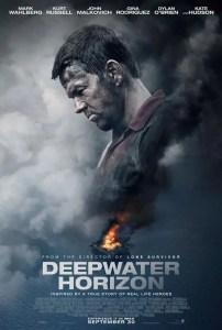 Afiche de la película Deepwater Horizon