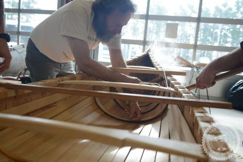 Canoe Building