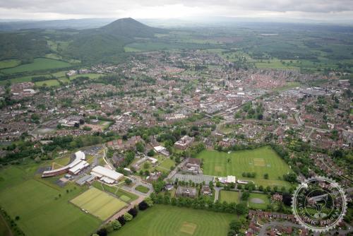 Wrekin_College_ Aerial