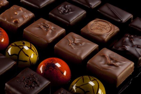 VIDEO: David Bacco Chocolatier