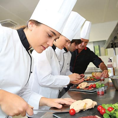 Combination Certificate and Diploma in Food Preparation and Culinary Arts 8065-02