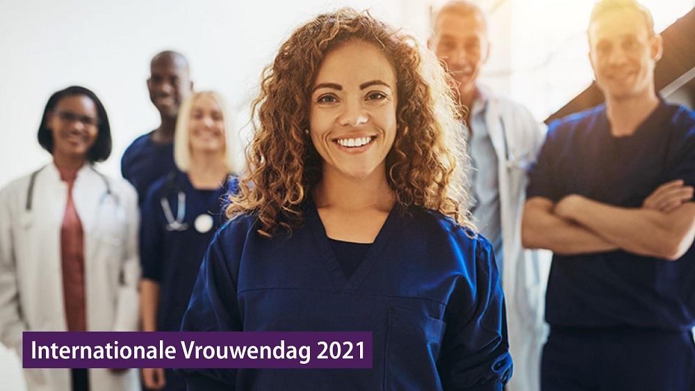 Europees Parlement en Internationale Vrouwendag 2021