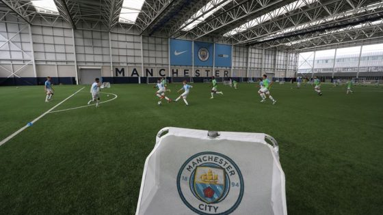 1. CFLS - Full-Size Indoor Pitch at the City Football Academy