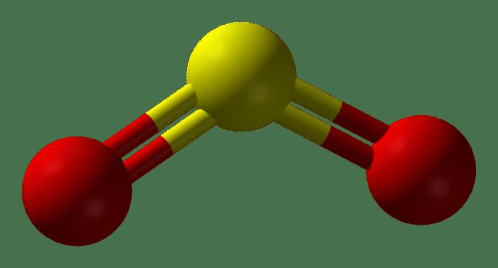 Sulphur Dioxide(SO2) Molecule | Sulphur Dioxide Detector/SO2 Detector