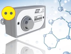 2 wire safe area gas detector