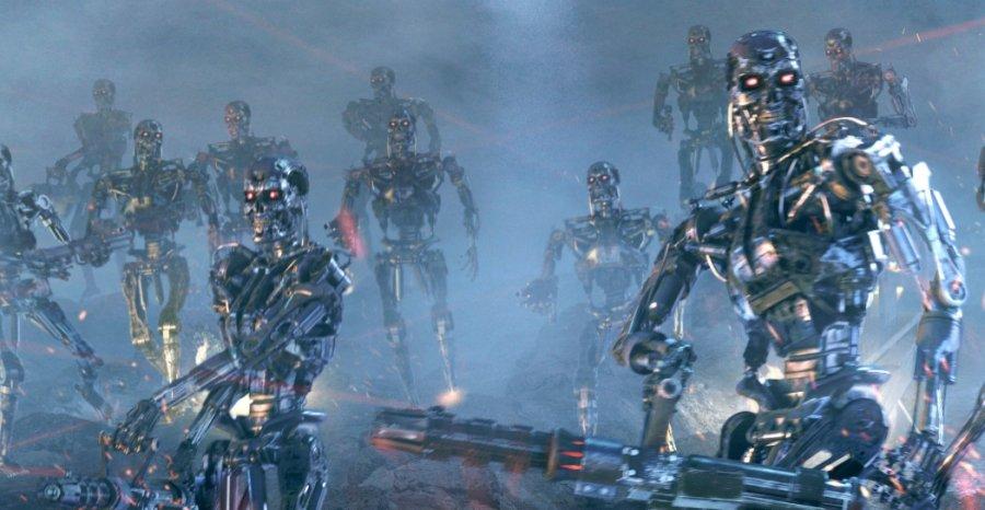 Skynet es real y tiene propósitos militares
