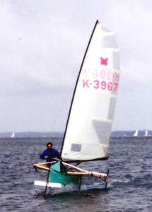 1994 Andy Patterson's tri-foiler