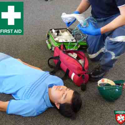 Local First Aid Courses