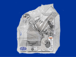 wholesale recycling clear plastic bags
