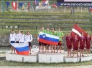 Podium U19 men SP