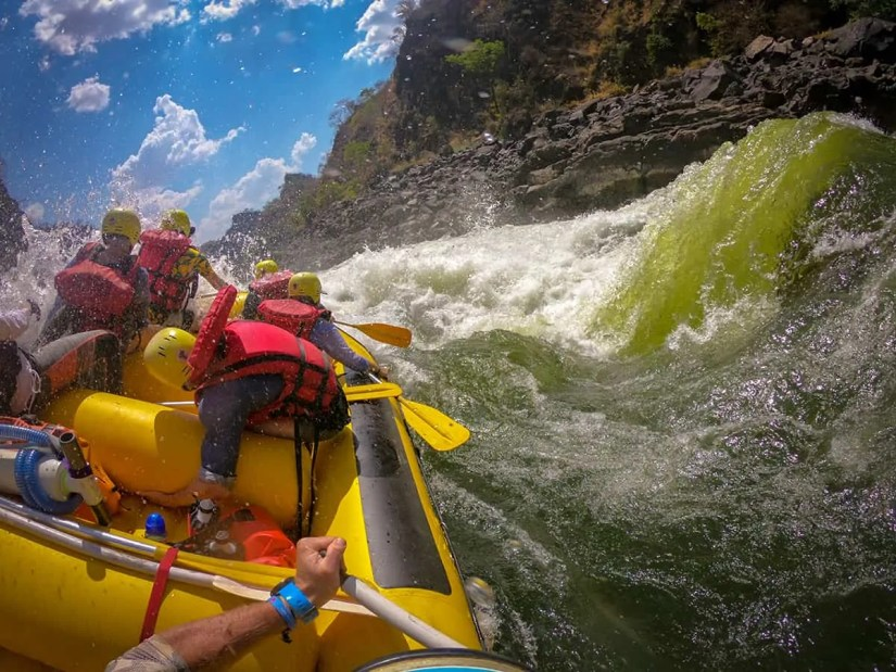 Stop the Batoka Gorge Dam
