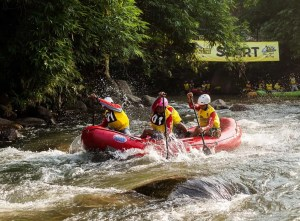 Malaysia rafting recognition