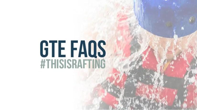 GTE FAQs
