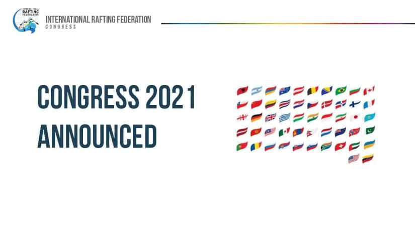 2021 Congress announced
