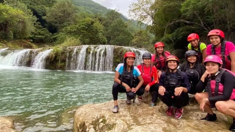 1st women only guide workshop