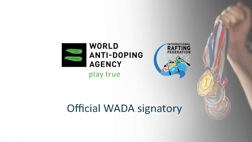 IRF becomes official WADA signatory