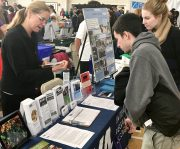 Tabling at a public event