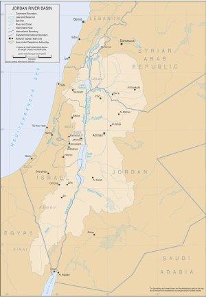 Jordan River Basin