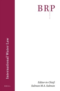 Brill Research Perspectives – International Water Law