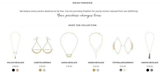 Purpose Jewelry