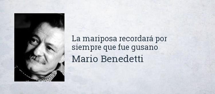 Las 15 Mejores Frases De Mario Benedetti Internesante