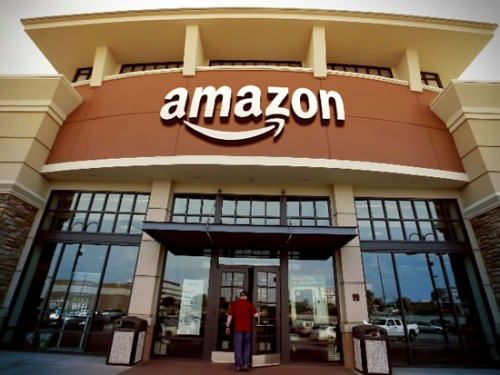 Amazon might open its own retail stores?