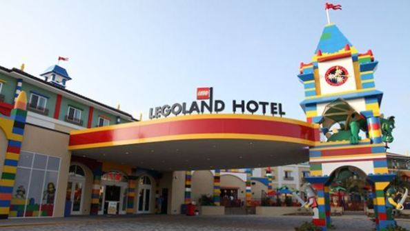 The New Legoland Hotel